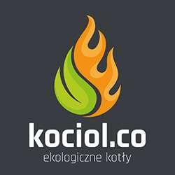 Logo - kotly.co, Ekologiczne kotły centralnego ogrzewania