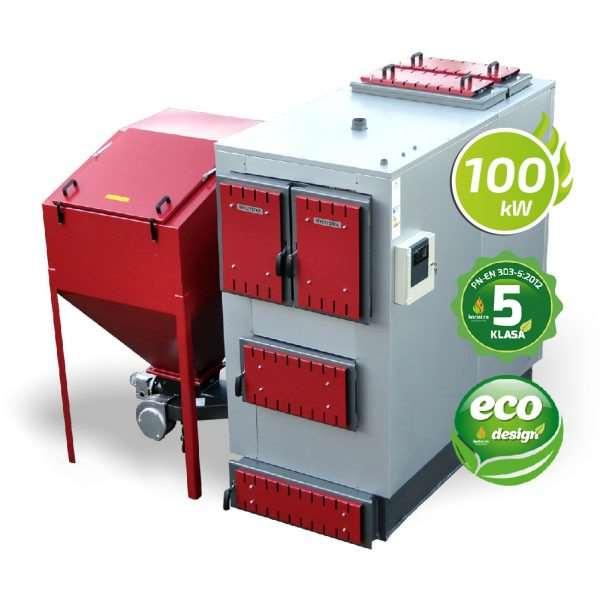 Kocioł 5 klasy ecodesign 100 kW