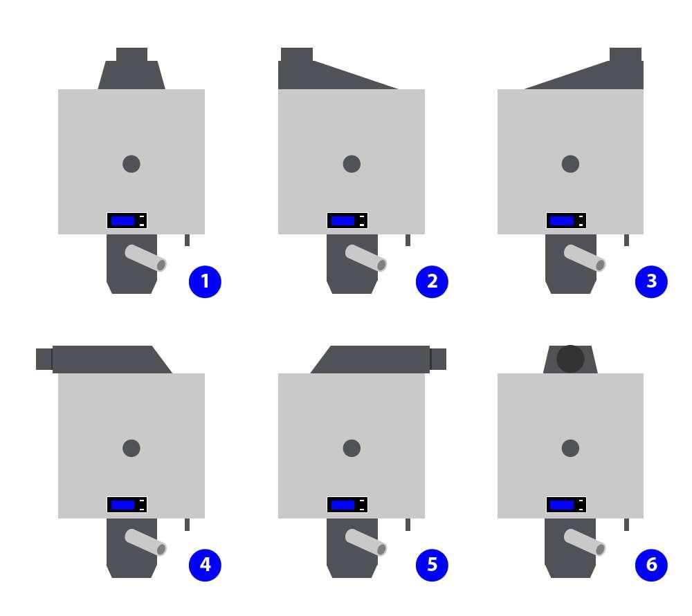 BIOVERT konfiguracje kotłów